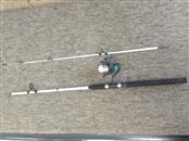 LEWS Fishing Rod & Reel HP150